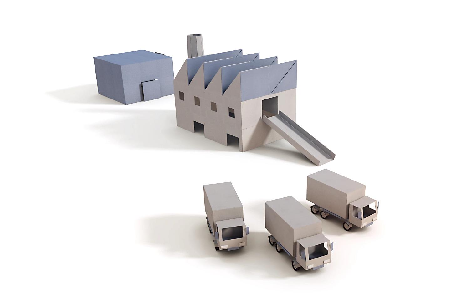 3D uitleg animatie duurzaamheid ESKA karton Groningen Hoogezand